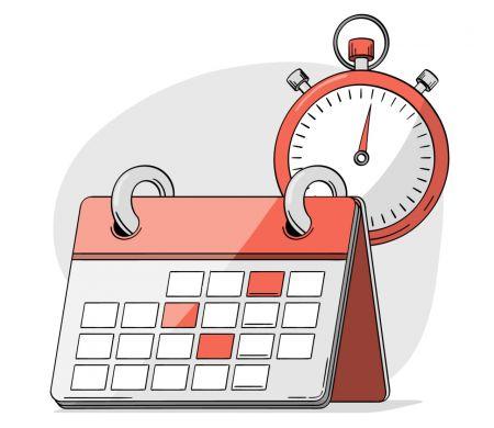 Wöchentlicher Verdienstplan auf der ExpertOption-Plattform